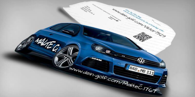 Voller Erfolg: VW-Händler wird mit Interessenten überflutet – 18,4% Response!