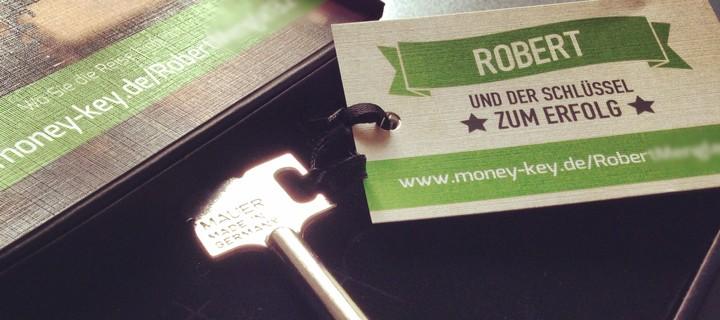 Der »Schlüssel zum Erfolg« begeistert Kunden