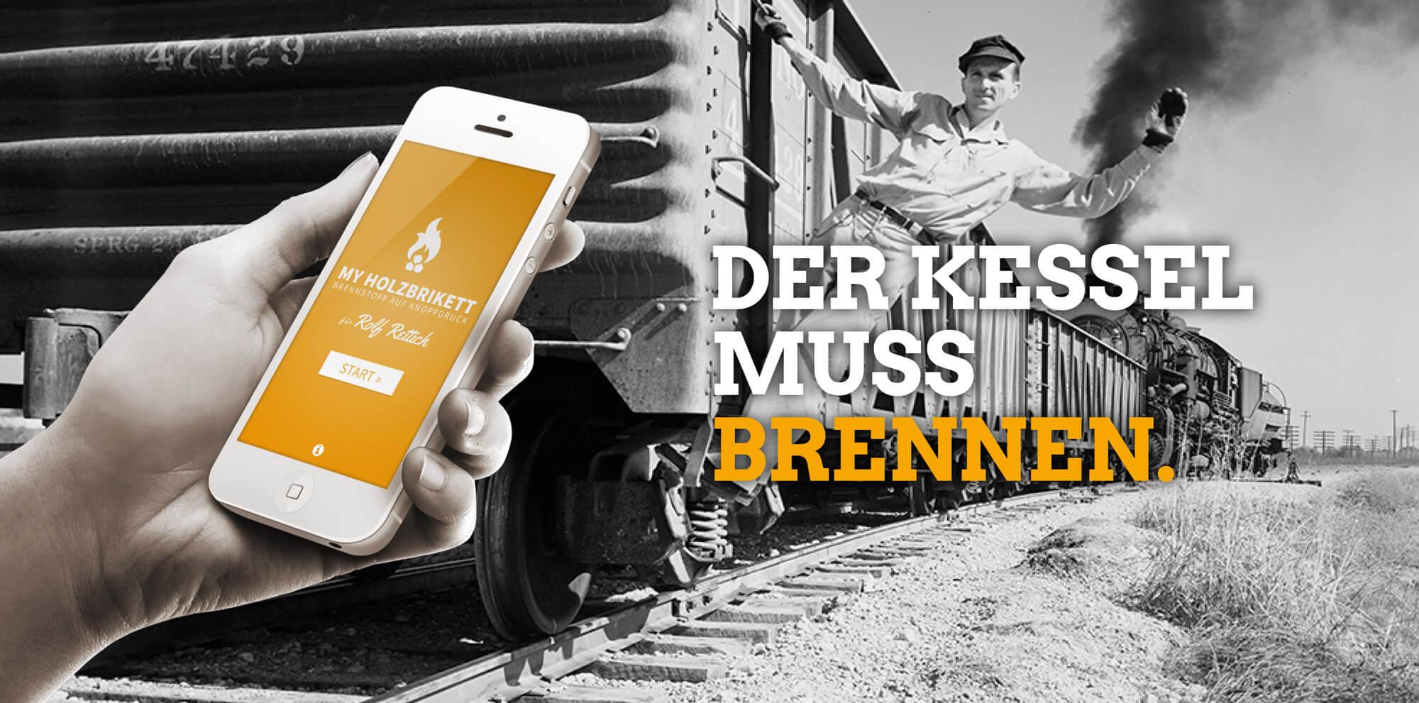 Mobile Apps mit Volldampf auf dem Vormarsch!